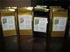 Delicious homegrown, handpicked and all-natural herbal teas from Slow Grown in Virginia.